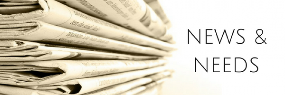 News & Needs